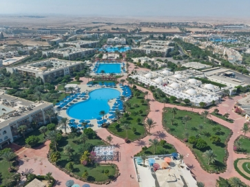 8 dagen all inclusive in Pickalbatros Palace
